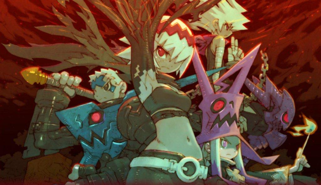 Criadores de <em>Azure Striker Gunvolt</em> anunciam um RPG de ação chamado <em>Dragon: Marked for Death</em>