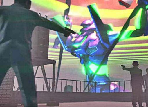 Imagem do jogo City Shrouded in Shadow