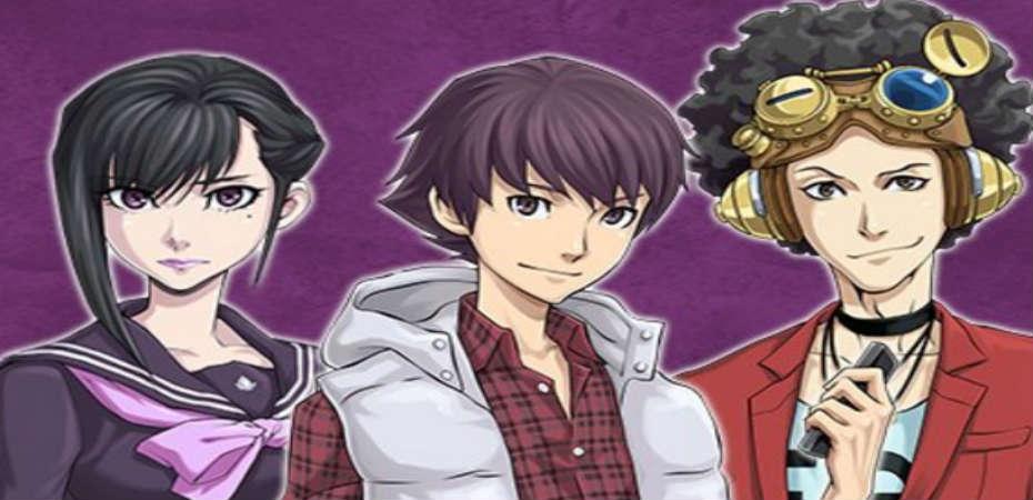 Mais informações e imagens de <em>Dx2 Shin Megami Tensei</em> incluindo personagens e gameplay