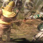 Imagem de gameplay de Dynasty Warriors 9