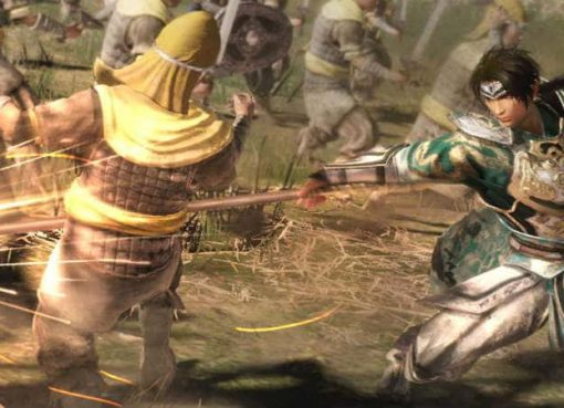 Imagem de gameplay de Dynasty Warriors 9