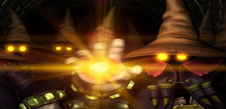 Vivi de Final Fantasy IX
