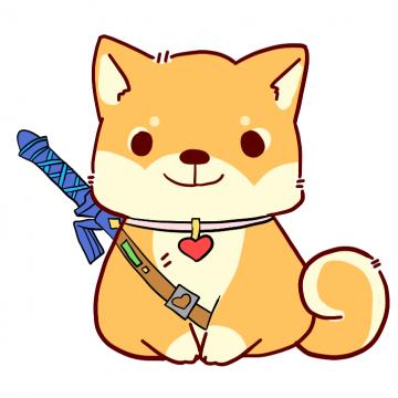 Michi the Shiba Inu