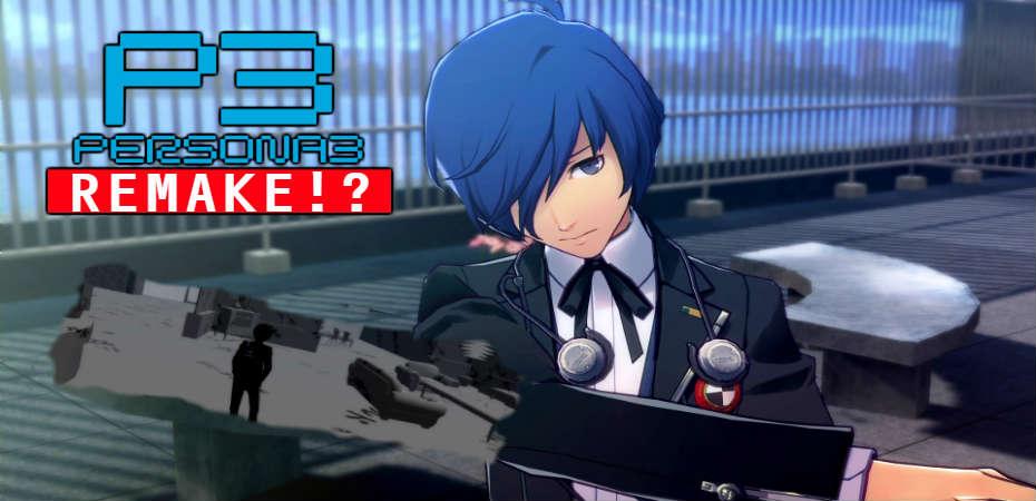 Estaria um remake de <em>Persona 3</em> sendo preparado?
