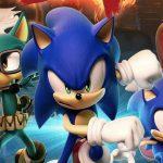 Arte de capa do jogo Sonic Forces