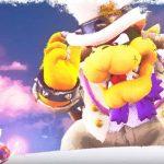 Mario enfrenta Bowser em Super Mario Odyssey