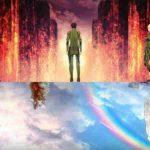 Imagem da abertura de Strange Journey Redux