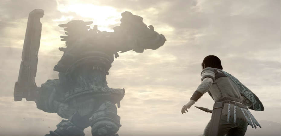 Novo trailer para o remake de <em>Shadow of the Colossus</em> é divulgado