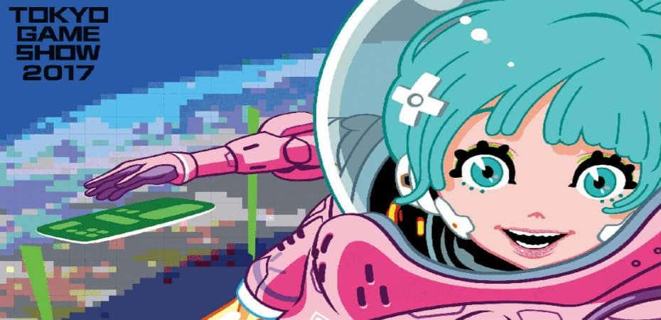 Dê uma olhada na programação da Tokyo Game Show 2017!