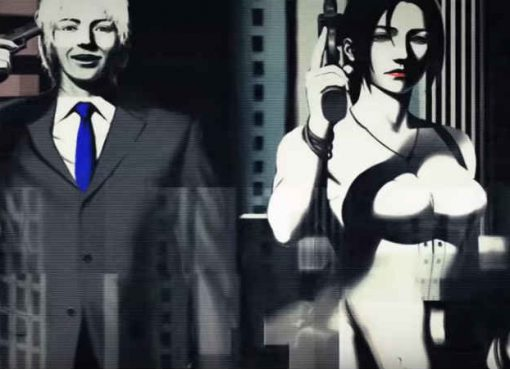 Arte de The 25th Ward: The Silver Case