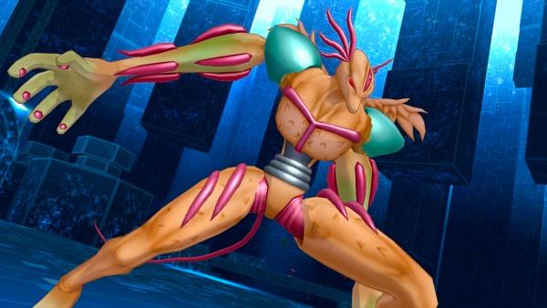 Arukadhimon em Digimon Story: Cyber Sleuth Hacker's Memory.