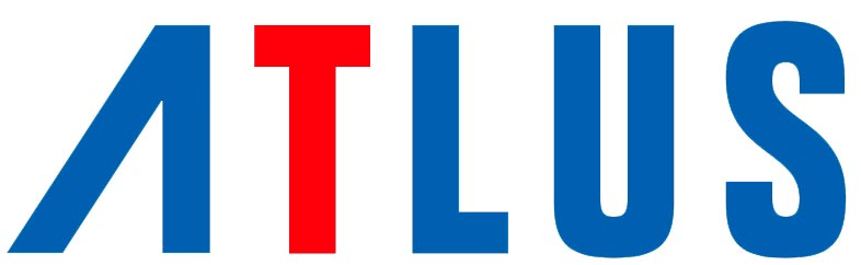Logo da Atlus que estará na Tokyo Game Show.