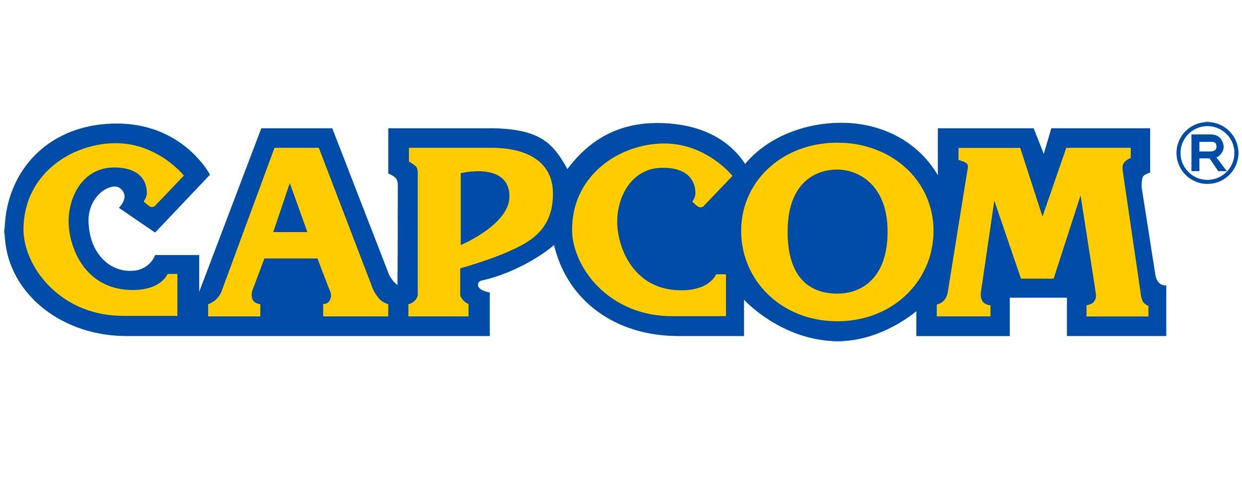 Logo da Capcom que estará na Tokyo Game Show.