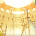 Várias lâminas famosas em Battle of Blades