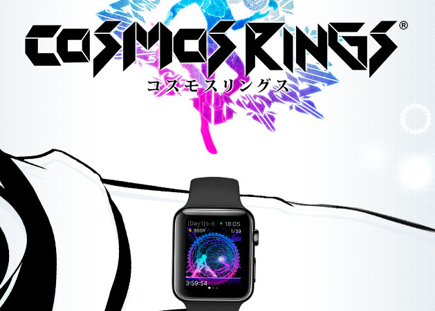 Square Enix anuncia <em>Cosmos Rings</em>, o primeiro RPG exclusivo para Apple Watch