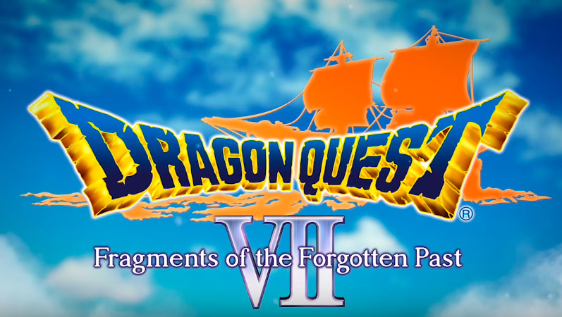 7 minutos de gameplay do remake de <em>Dragon Quest VII</em>