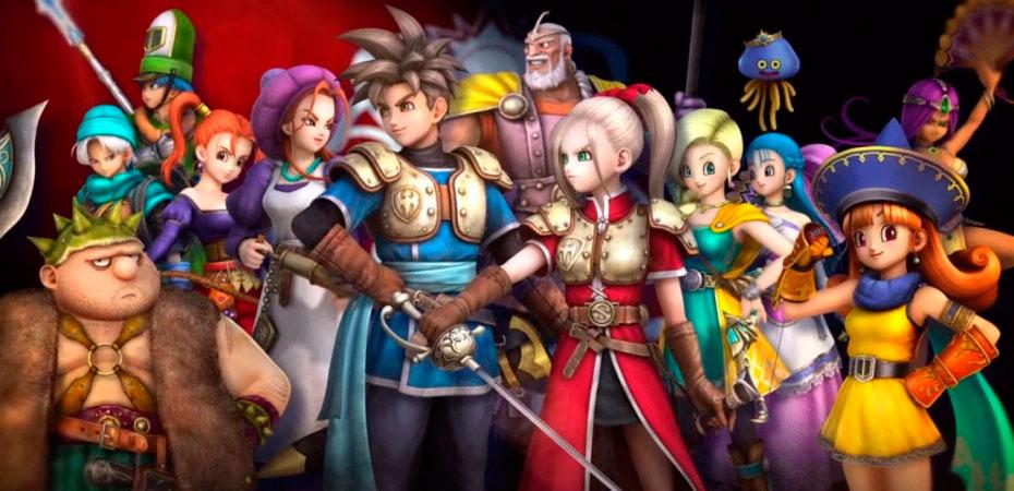 <em>Dragon Quest Heroes II</em> terá modo competitivo de 4 jogadores com nova DLC