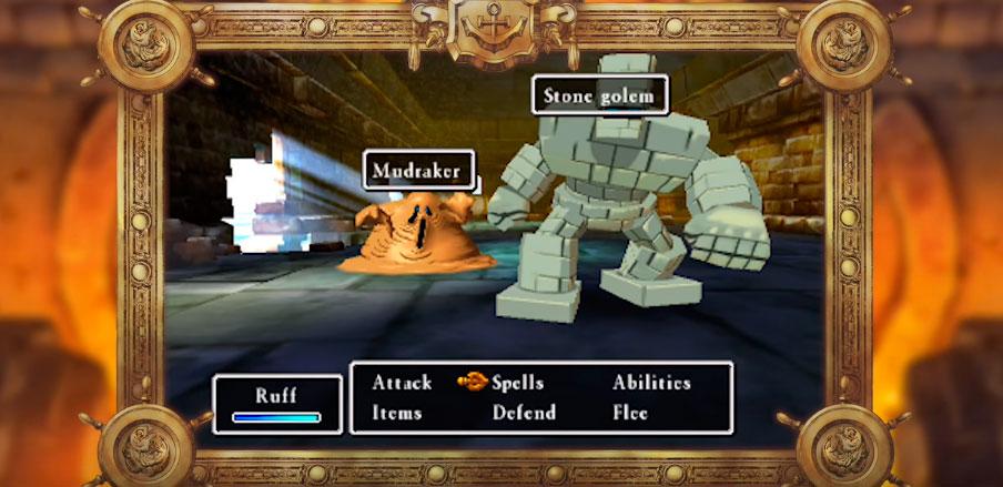 Batalhas em novo trailer de <em>Dragon Quest VII</em> para 3DS