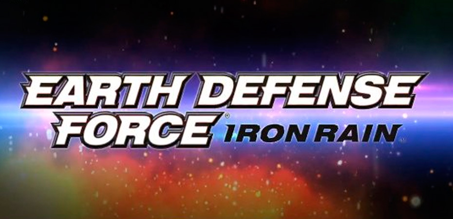 <b>#TGS2017:</b> lute contra criaturas gigantes em <i>Earth Defense Force: Iron Rain</i>