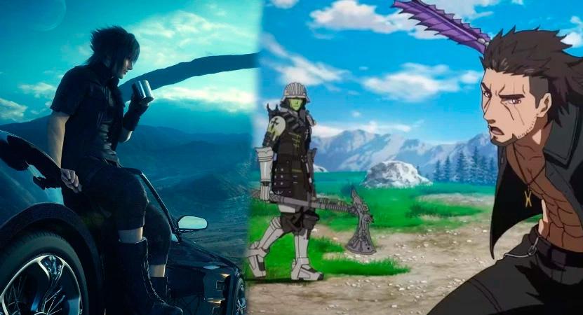 Conheça um pouco mais do universo de <em>Final Fantasy XV</em>