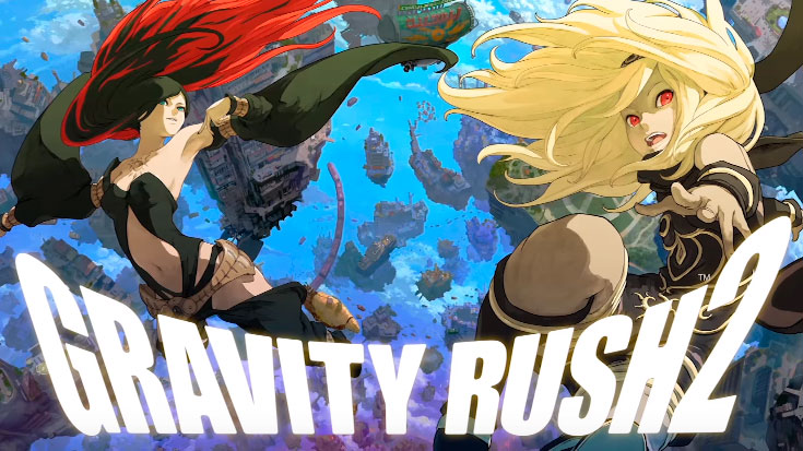 Datas de lançamento de <em>Gravity Rush 2</em> anunciadas