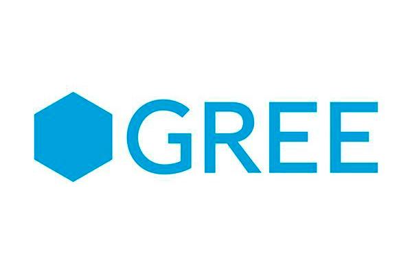 Logo da GREE que estará na Tokyo Game Show.