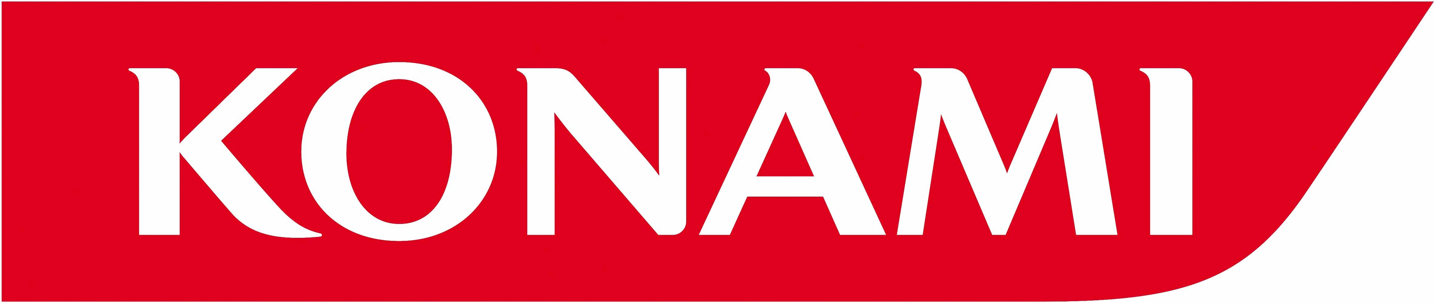 Logo da Konami que estará na Tokyo Game Show.