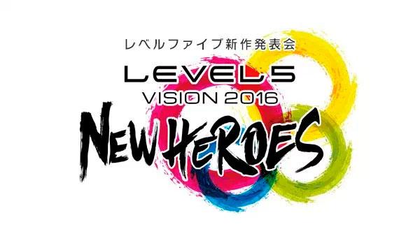 <em>Level-5 Vision 2016</em> terá transmissão ao vivo no YouTube e Niconico