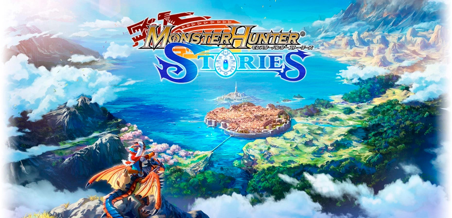 Novo conjunto de amiibo para <em>Monster Hunter Stories</em>