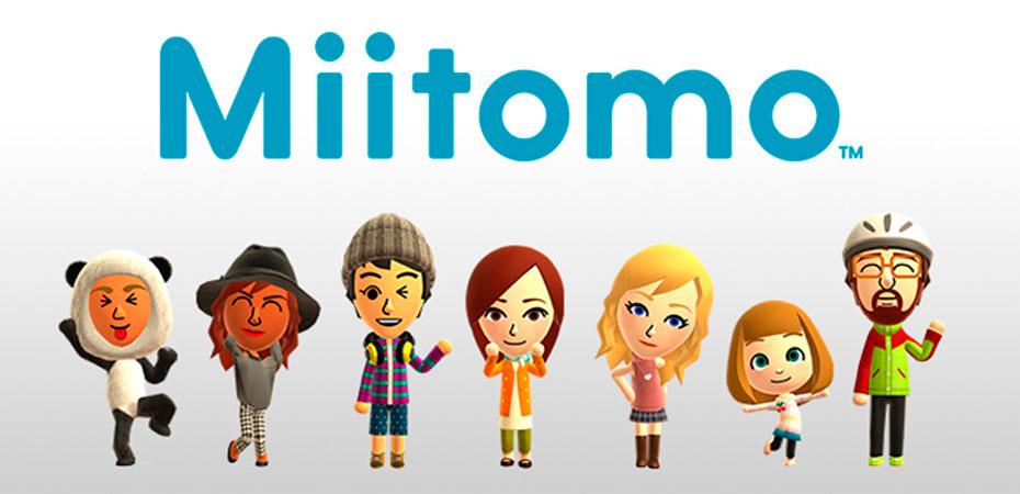 <em>Miitomo</em> disponível no Brasil