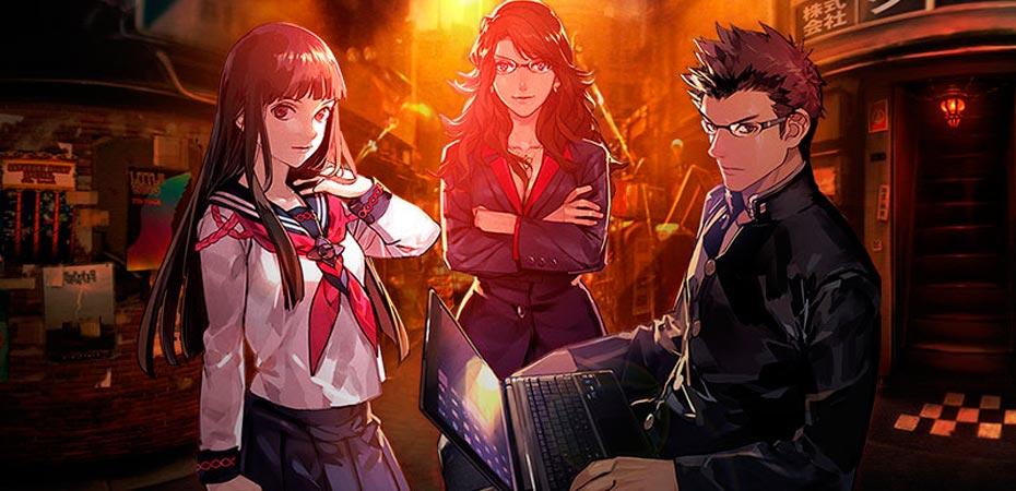 <em>Tokyo Twilight Ghost Hunters Daybreak: Special Gigs</em> será lançado na América em 20 de Setembro