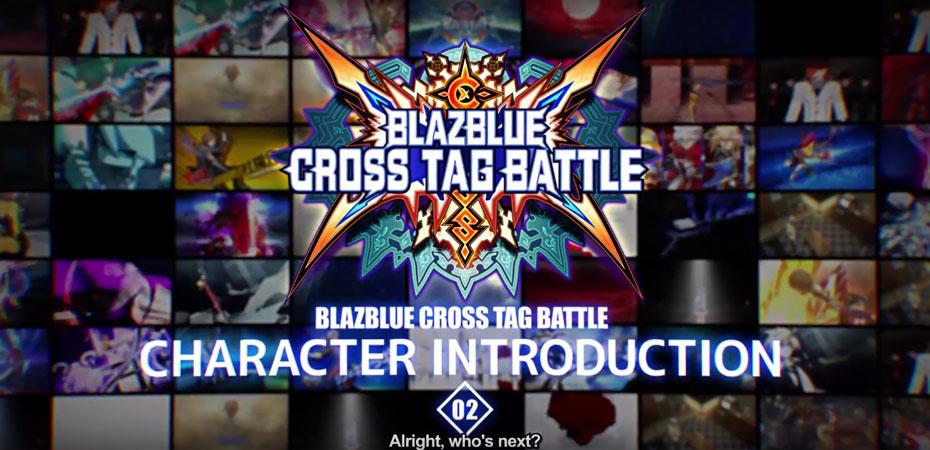 Rachel, Hazama e Weiss anunciados em BlazBlue Cross Tag Battle!