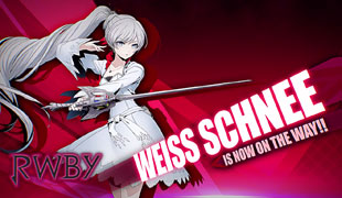 Weiss Schnee em BlazBlue Cross Tag Battle!