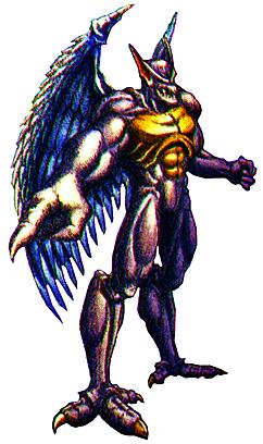 General Arma de Demon's Crest