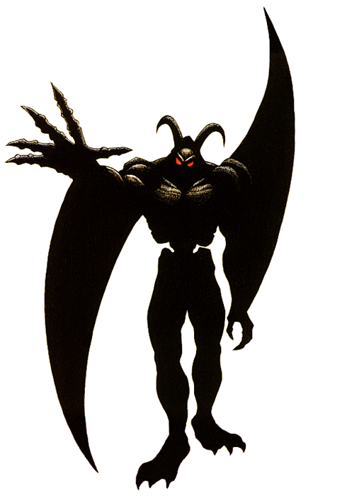 Phalanx em Demon's Crest