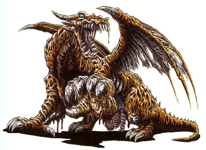 Somulo de Demon's Crest