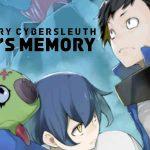 Arte de capa de Digimon Story: Cyber Sleuth Hacker's Memory