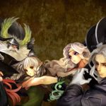 Arte de personagens do jogo Dragon's Crown Pro
