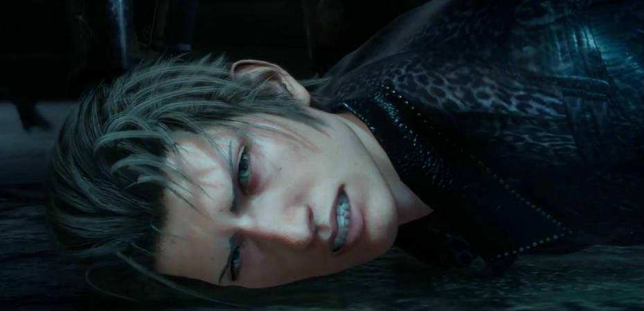 Ignis Scientia na expansão Episode Ignis de Final Fantasy XV
