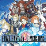 Arte de Final Fantasy Dimensions II