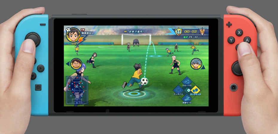 Inazuma Eleven Ares confirmado para Switch