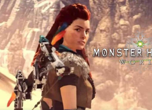 Colaboração entre Monster Hunter: World e Horizon Zero Dawn