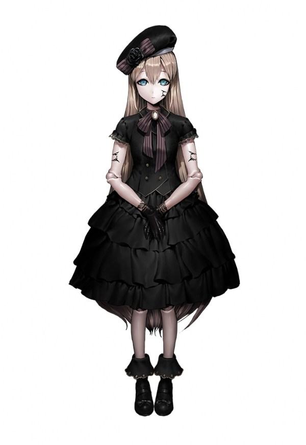 Personagem Merii de Shiin