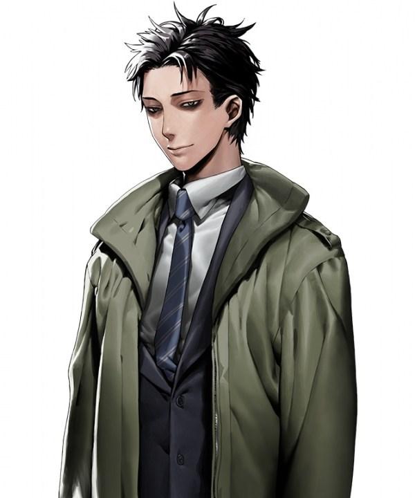 Personagem Satoru Mashita de Shiin