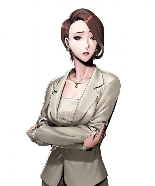 Personagem Akiko Arimura de Shiin