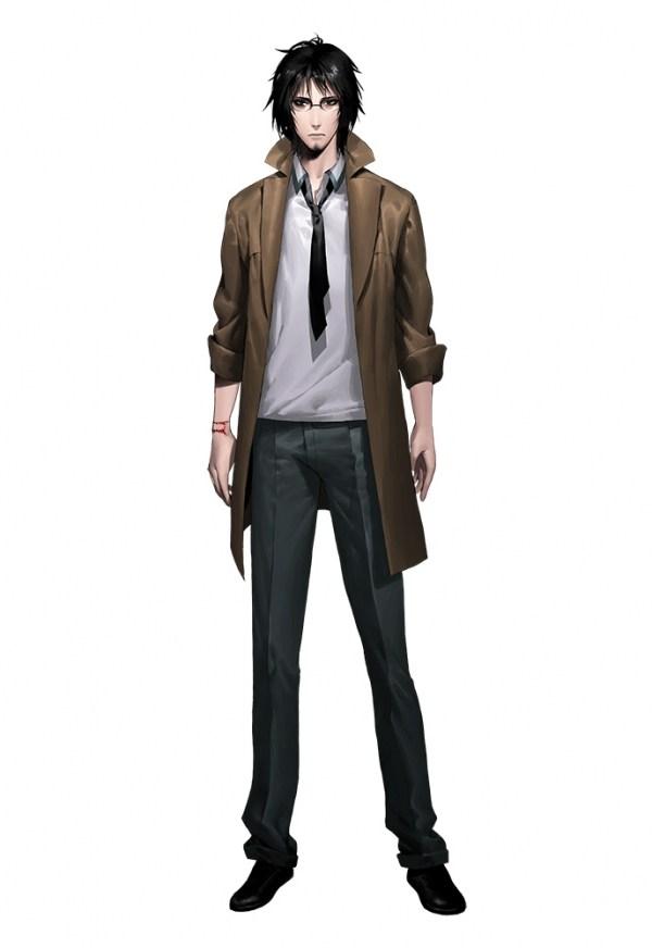 Protagonista do jogo Shiin