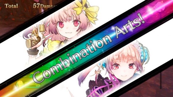 Combination Arts em Atelier Lydie & Suelle