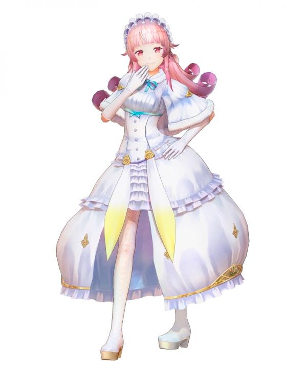 Novo personagem de Atelier Lydie & Suelle