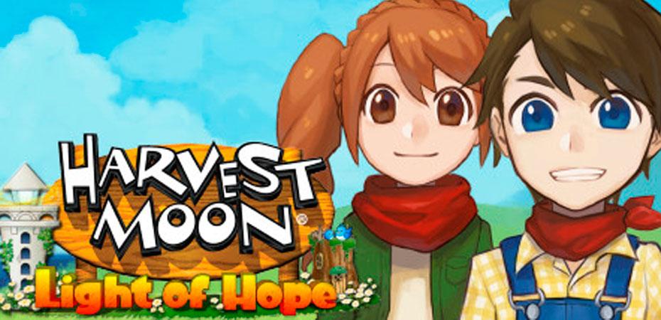 Natsume confirma que <i>Harvest Moon: Light of Hope</i> sairá antes para PC