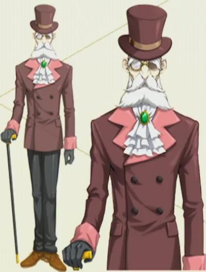 Ilustração do personagem Einherjar de Dx2 Shin Megami Tensei: Liberation